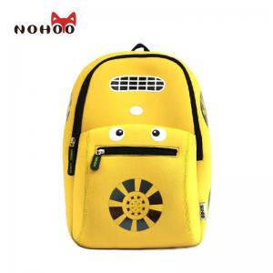 Buy cheap La capacidad grande durable embroma el amarillo de las taleguillas de la escuela personalizado product