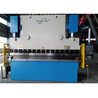 Buy cheap Hydraulic NC Press Brake 800KN Good Rigidity With E21 NC Control System product