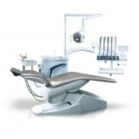 China 24V Dental Chair Equipment PU Leather Cushion 90 Degrees Assistant Stool on sale