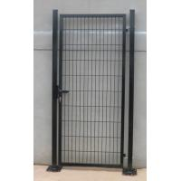 Buy cheap Welded Wire Mesh Gate Euro Garden Gate with Round Tube Frame product
