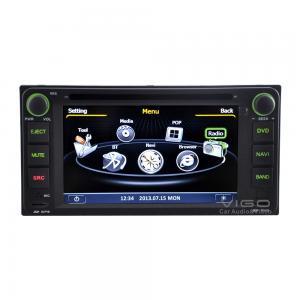 Buy cheap Car Stereo For TOYOTA RAV4 Corolla Autoradio Sat Nav Navigation C010 product