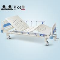 Buy cheap 2 Functions Medical Hospital Bed For Bedridden Patients Metal Material product