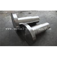 Buy cheap AISI8630 Gear Axis Alloy Steel Forgings Heat Treatment Rough Machined product