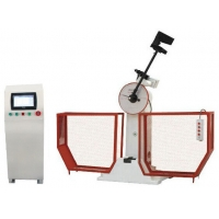Buy cheap 380V 50Hz 500J Charpy Touch Screen Impact Testing Machine product