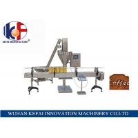 Buy cheap autoamtic screw feeder high filling accuracy small dry milk powder filling machine from wholesalers