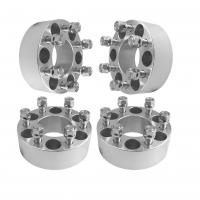 """38mm 1.5"""" 6x4.5 Hubcentric Wheel Spacers Fits Nissan 6x114.3 Trucks SUV"""