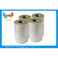 Buy cheap Biodegradable Pvc Heat Shrink Wrap Packaging Film , 30-50 Mic Thickness product