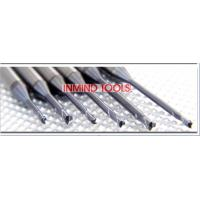 Buy cheap Solid Carbide Long Neck End Mill Cutter With Deep Milling Machining Type product