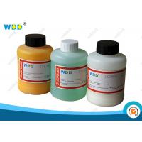 Buy cheap Small Character Inkjet Pigment Ink CIJ OEM Standards , Inkjet Code Ink product