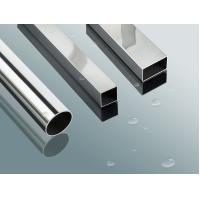 Buy cheap ASTM sus430, sus430Ti stainless steel welded Bright pipes for Condenser product