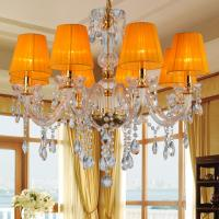 China Modern Crystal Chandelier Indoor home lamp lustres de cristal Chandeliers For Living Room or Bedroom Lighting wholesale