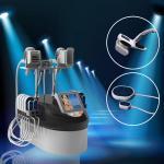 Buy cheap RF Cavitation Lipo Laser Machines , Portable Zerona Lipo Laser Machine product