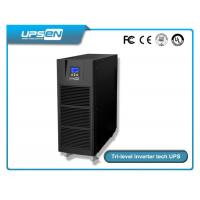 Buy cheap Single Phase High Frequency Online UPS with Sensitive Loads product