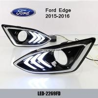 Buy cheap Ford Edge 2015-2016 DRL LED Daytime Running Light driving aftermarket product
