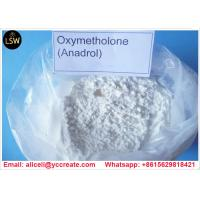 Buy cheap 99% Purity CAS 434 07 1 Natural Anabolic Steroids Oxymetholone Anadrol Bulking from wholesalers