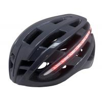 Buy cheap Smart Cycle Helmet With Lights And Bluetooth Speaker 6 Colors Bike Helmet Lights product