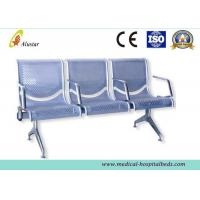 Plastic Sprayedsteel Hospital Treat Waiting Chair