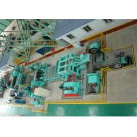 Horizontal Steel Coil Slitting Line High Speed Long Lifespan Fully Automatic Various Width