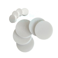 Buy cheap M22 M20 Thread 0.2 0.5 Microns PE PTFE Sintered Disc Filter product
