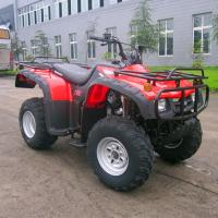 Buy cheap Air Cooled 250CC Utility Vehicles ATV 10kw / 7500rpm 40.3mile/H product