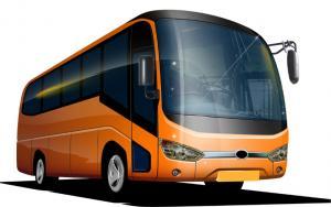 Buy cheap 100km/H Vehicle Engineering Design 750Nm Mini Coach Bus product