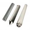 Buy cheap Sintering sus powder metal 316 L filter 022 0.22 0.2 1 3 10 25 from wholesalers