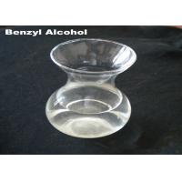 Buy cheap Safe Organic Solvents Benzyl Alcohol For Ointment or Liquid Medicine CAS 100-51-6 product
