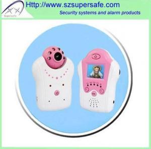 Câmera sem fio do monitor do bebê