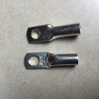 Tinned Round Cable Terminal Connectors For Light Industry Customized Size