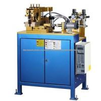 Buy cheap UN1 25-200KVA Series Resistance Butt Welding Machine with blue and yellow color product