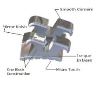 Orthodonties, Produit-parenthèses dentaires