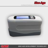 Buy cheap Large Memory Gloss Meter 60 degree angle With Internal Bluetooth AND USB Interface and high accuracy product