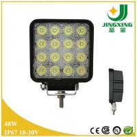 China High Power Aluminum profile led work light 48W Epistar Automotive Led Work Light on sale