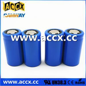 Buy cheap Descarga electrónica de las baterías 20C del cigarrillo de ICR18350HP 700mAh 3.7V product