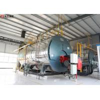 Buy cheap Industrial 2 Ton Fuel Fired Boiler / Low Pressure Diesel Oil Fired Boilers product