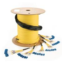 Buy cheap 100G MTP OM4 150Mtr Channel with 3 Connections,40G MTP OM3 100Mtr Channel with 4 Connections,10G LC OM3/OS2 300Mtr Chann from wholesalers