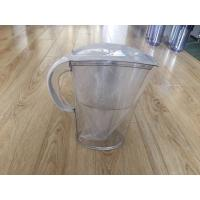 China Portable Alkaline Household Water Purifier Pitcher 2.5/3.5L With Clear Plastic on sale