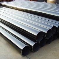 China ERW/straight seam welded steel pipes, 1.8-30mm wall thickness on sale