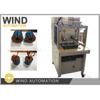 Buy cheap Bldc Pmac Stator Winding Machine 12 24 36 Tooth Strands Wire Flyer Winding product