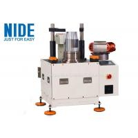 Buy cheap Fan motor and Induction Motor Stator Semi-auto Winding Inserting Machine product