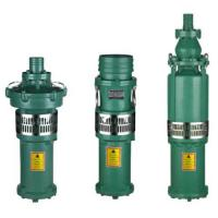 China Sell QY oil-filled submersible pump on sale