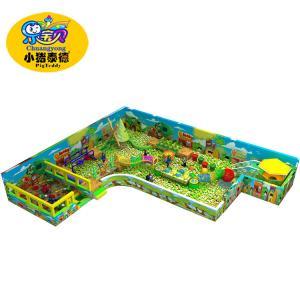 Indoor Playroom Equipment , Amusement Parks Kids Indoor Play Equipment