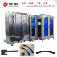 Buy cheap Black Pvd Vacuum Coating Machine Uniform Coating Thickness For Door Handle from wholesalers