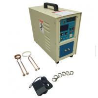 Buy cheap 25KW High frequency Diamond Saw Blade Induction Heater Brazing Machine product