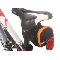Buy cheap Waterproof Saddlebags For Bicycles , Seatpost Bags For Bicycles Large Capacity product