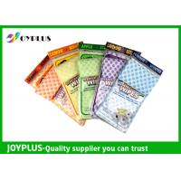 China Kitchen Accessory Scented Non Woven Cleaning Cloths Breathable Different Sizes on sale