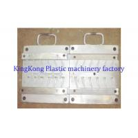 Buy cheap PVC / TPR Sandal Upper Mould , PVC Strap Mold For Flip Flop Injection Machine from wholesalers