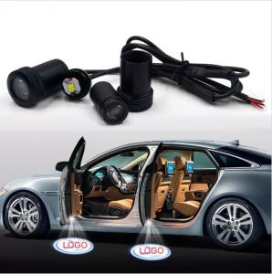 Buy cheap 2Pcs Wireless Car Door Welcome Lights , 3W Projector Lights For Car Doors product