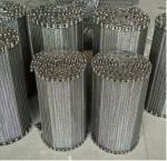 Buy cheap 304 316 316l Stainless Steel Conveyor Belt , Custom Flat Wire Conveyor Belt product