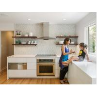 Buy cheap New model kitchen cabinet, L-shaped kitchen cabinet product